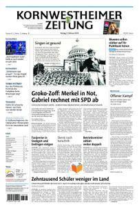 Kornwestheimer Zeitung - 09. Februar 2018