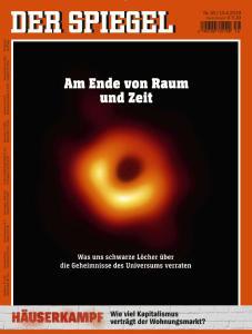 Der Spiegel - 12 April 2019