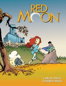 Dark Horse-Red Moon 2016 Hybrid Comic eBook