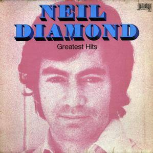 Neil Diamond - Greatest Hits/1966-1967 (1970) DE Pressing - LP/FLAC In 24bit/96kHz