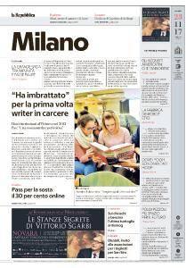 la Repubblica Milano - 23 Novembre 2017