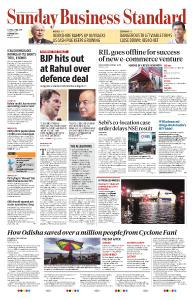 Business Standard - May 5, 2019