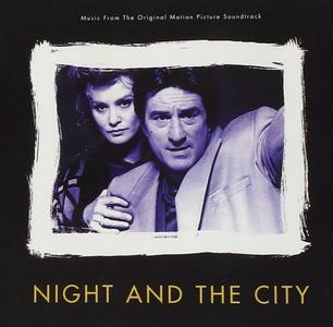 James Newton Howard, Various Artists - Night And The City [1992] [Soundtrack]