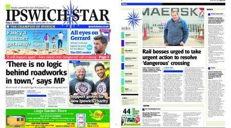 Ipswich Star – April 16, 2018