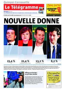 Le Télégramme Quimper – 27 mai 2019