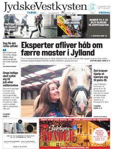 JydskeVestkysten Varde – 22. november 2019