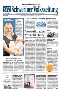 Schweriner Volkszeitung Hagenower Kreisblatt - 12. Dezember 2019
