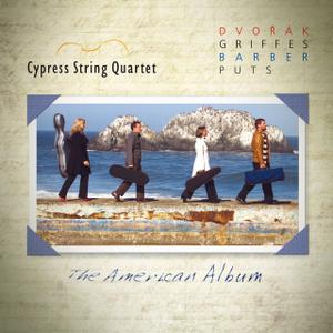 Cypress String Quartet - The American Album: Dvorák, Griffes, Barber, Puts (2013)