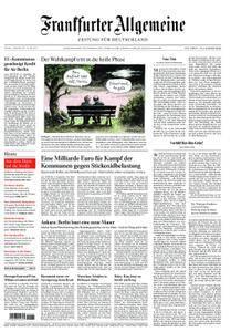 Frankfurter Allgemeine Zeitung F.A.Z. - 05. September 2017