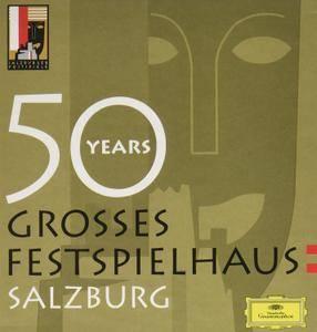V.A. - 50 Years Grosses Festspielhaus: Salzburg (25CDs, 2010)