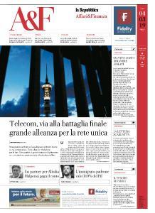 La Repubblica Affari & Finanza - 4 Marzo 2019