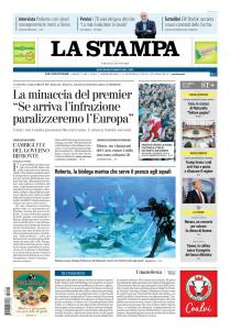 La Stampa Torino Provincia e Canavese - 22 Giugno 2019