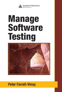 Manage Software Testing (Repost)
