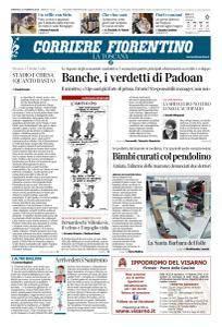 Corriere Fiorentino La Toscana - 11 Febbraio 2018