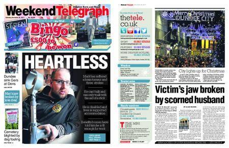 Evening Telegraph First Edition – November 25, 2017