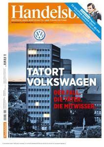 Handelsblatt - 02. Oktober 2015