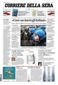 Corriere della Sera - 13 Aprile 2021