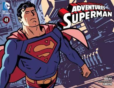 Adventures of Superman 049 2014 Digital