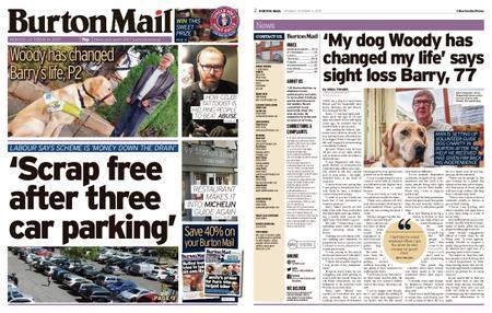 Burton Mail – October 14, 2019
