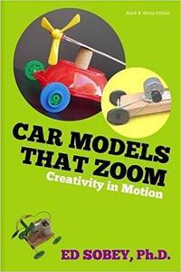 Car Models that Zoom - B&W (Creativity in Motion)