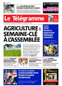 Le Télégramme Auray – 07 octobre 2020
