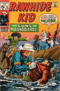 Rawhide Kid v1 076 1970