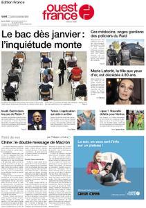 Ouest-France Édition France – 04 novembre 2019