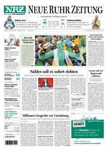 NRZ Neue Ruhr Zeitung Essen-Postausgabe - 12. Februar 2018