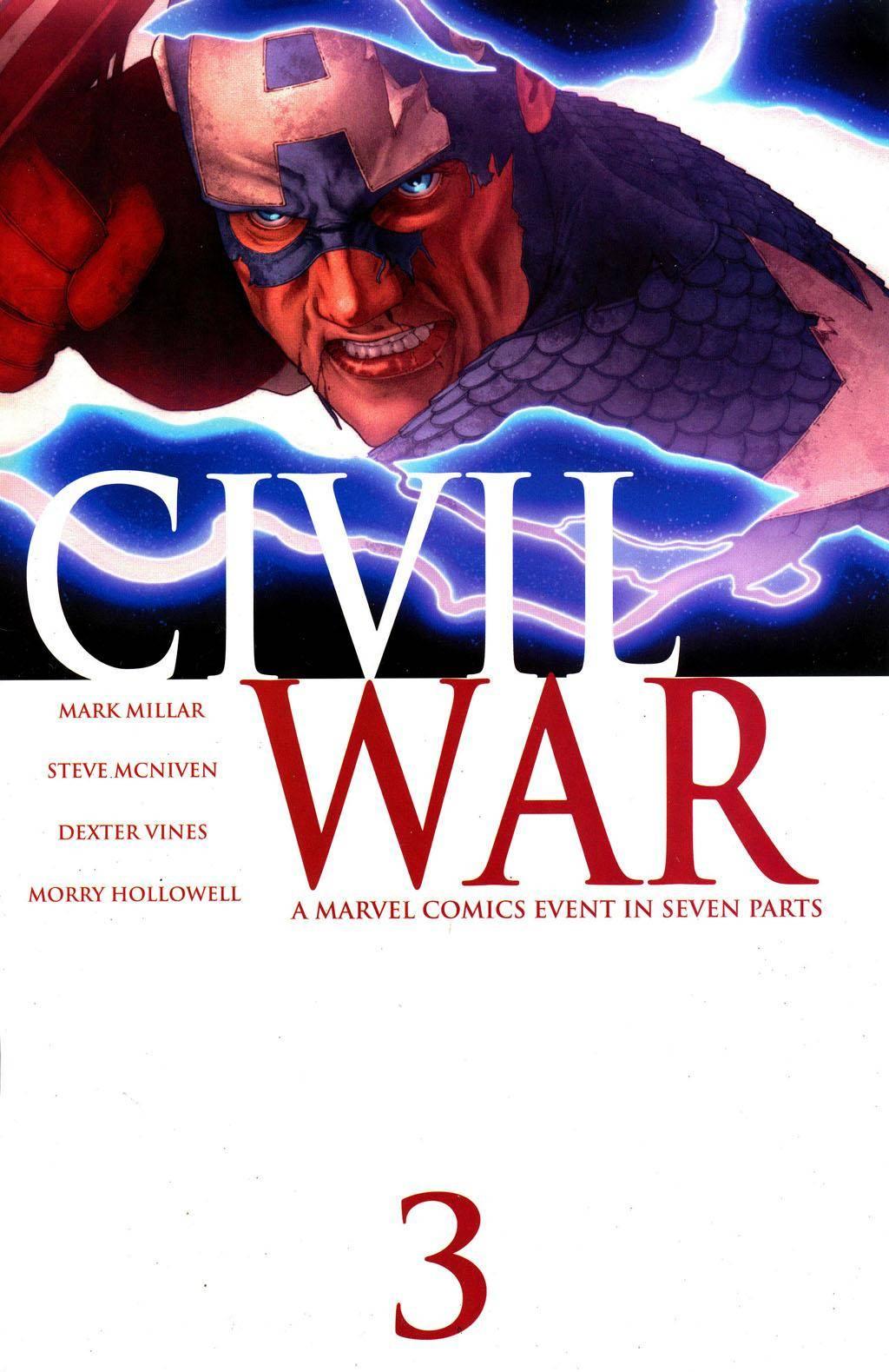 Civil War 03 of 7
