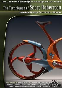 Industrial Design Rendering - Bicycle with Scott Robertson