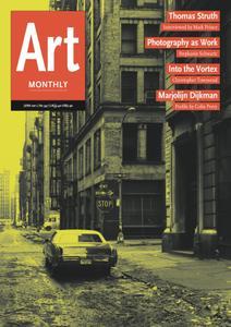 Art Monthly - June 2011   No 347