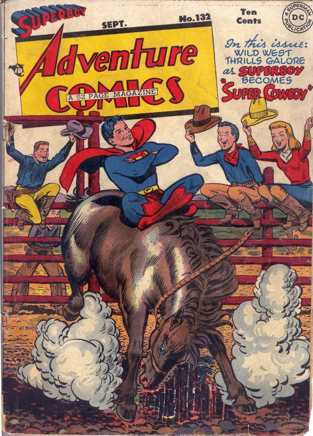 Adventure Comics 1948-09 132 not