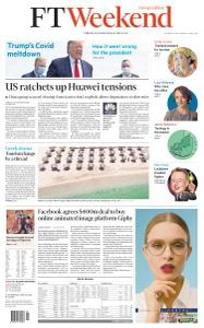 Financial Times Europe - May 16, 2020