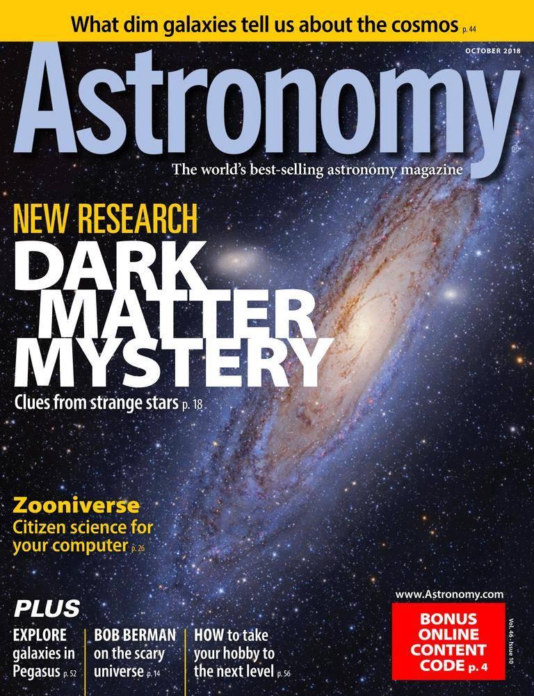 astronomy magazine kalmbach publishing - HD810×1056