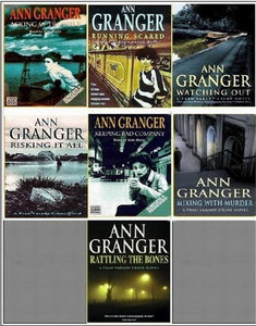 The Fran Varady Crime Collection - by Ann Grange