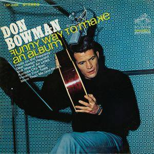 Don Bowman - Funny Way To Make An Album (1966/2015) [Official Digital Download 24/96]