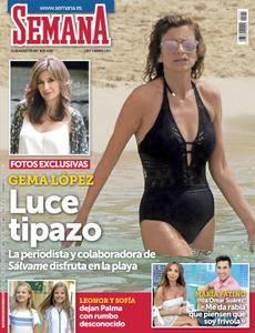 Semana España - 16 agosto 2017
