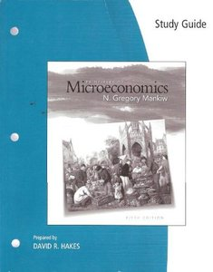 Study Guide for Mankiw's Principles of Macroeconomics, 5th edition (repost)