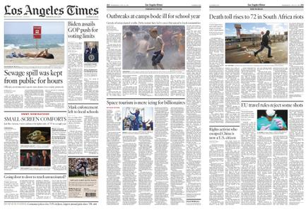Los Angeles Times – July 14, 2021