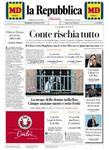 la Repubblica - 17 Gennaio 2021