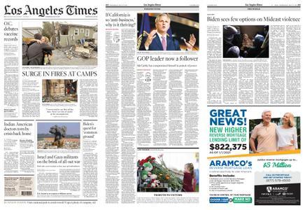 Los Angeles Times – May 12, 2021