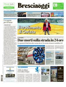 Brescia Oggi - 25 Giugno 2019