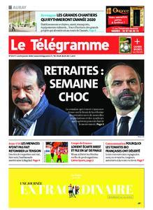 Le Télégramme Auray – 06 janvier 2020