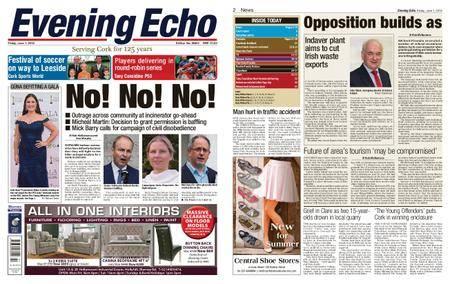 Evening Echo – June 01, 2018