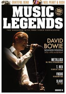 Music Legends – Issue 6 2020