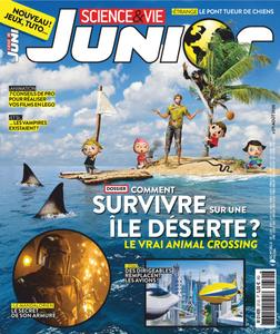 Science & Vie Junior - août 2020