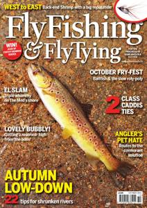 Fly Fishing & Fly Tying – October 2019