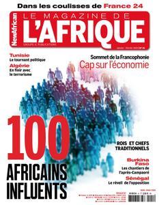 New African, le magazine de l'Afrique - Janvier - Février 2015