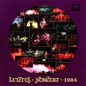 Novalis - Letztes Konzert 1984 (2009)