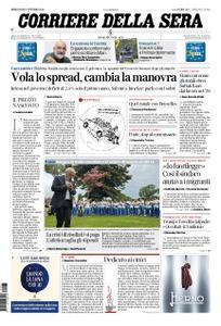 Corriere della Sera – 03 ottobre 2018